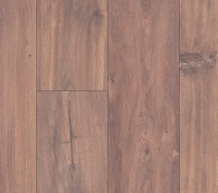 Piso Laminado Quick Step Smart - Carvalho Escuro Midnight