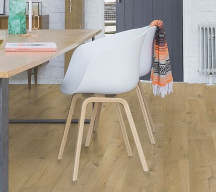 Piso Laminado Quick Step Impressive - Carvalho Natural Soft
